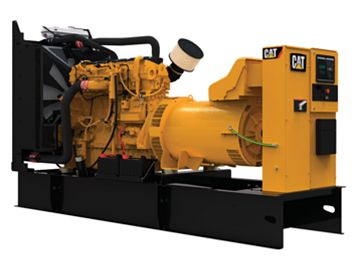 C13 (50 Hz) - Diesel Generator Sets