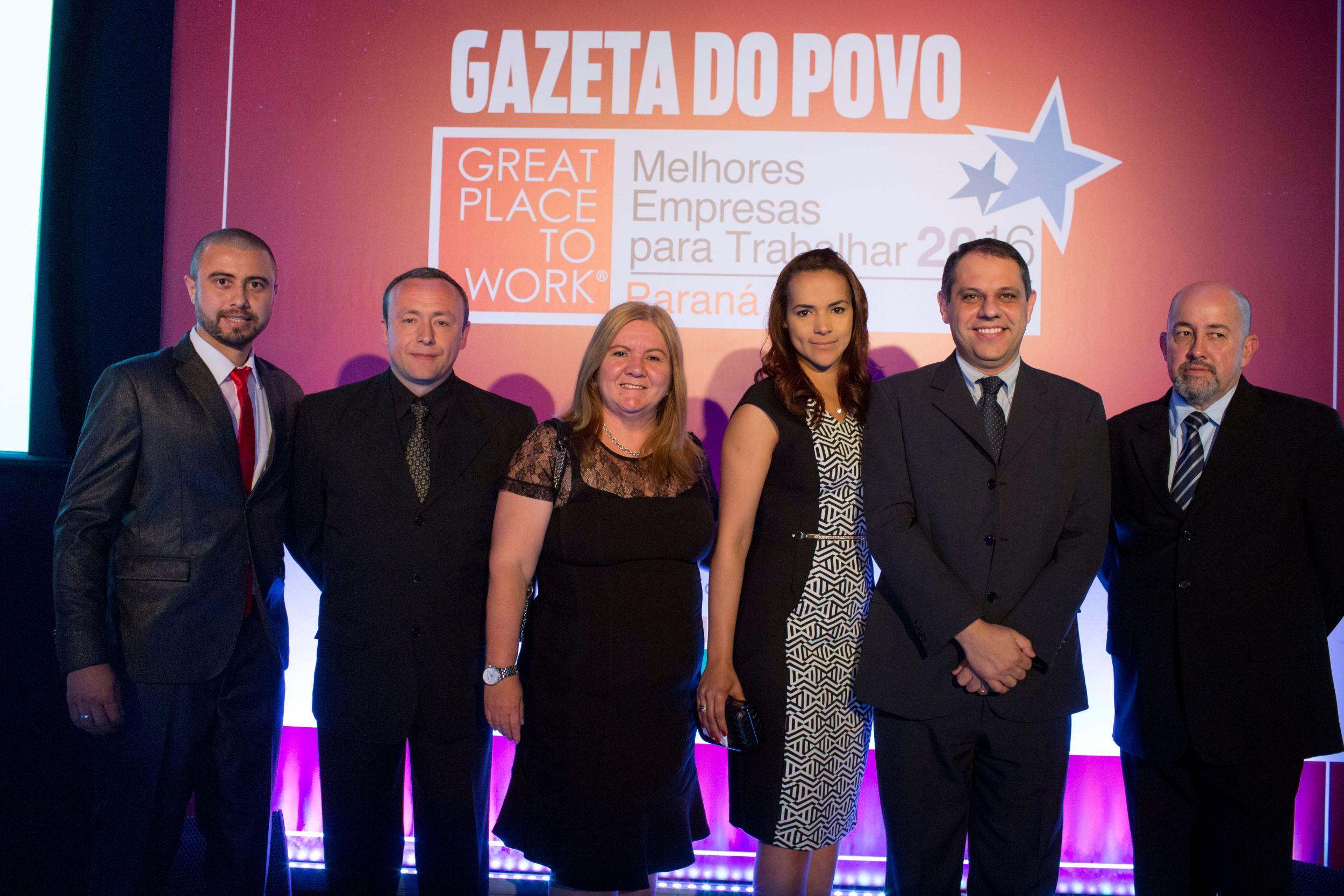 Perkins Motores do Brasil Ltda named top employer in Paraná, Brazil