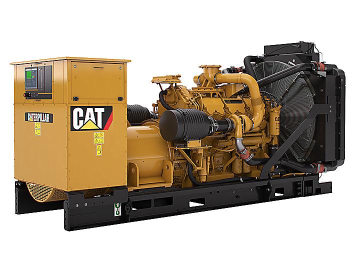 C32 dieselgeneratoraggregat