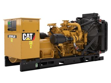 C32 (50 Hz) with Upgradeab… - Diesel Generator Sets