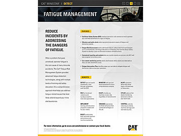 mining trucks - fatigue management - safety - mining challenges