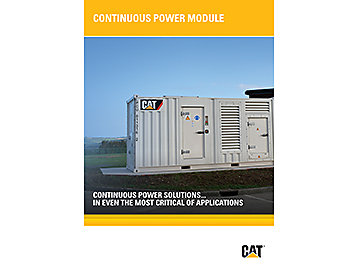 Continuous Power Module brochure