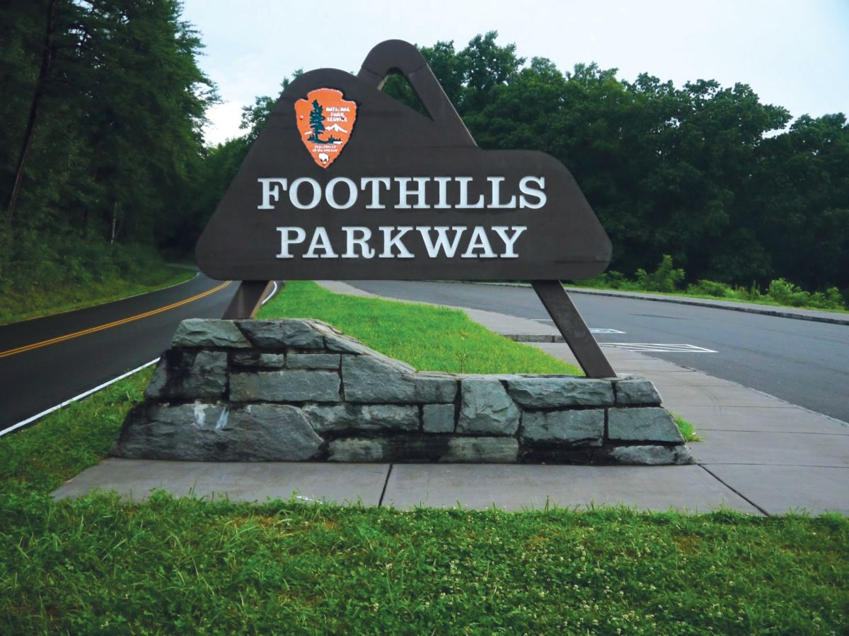 "Locals refer to it as ""The Missing Link,"" a 1.65-mile stretch in the foothills of the Great Smoky Mountains that for years has proved an obstacle to completing a key segment of the envisioned 72-mile national scenic road called the Foothills Parkway."
