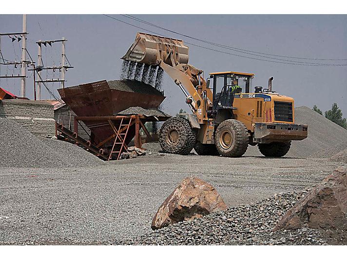 卡特彼勒旗下品牌 — 山工机械