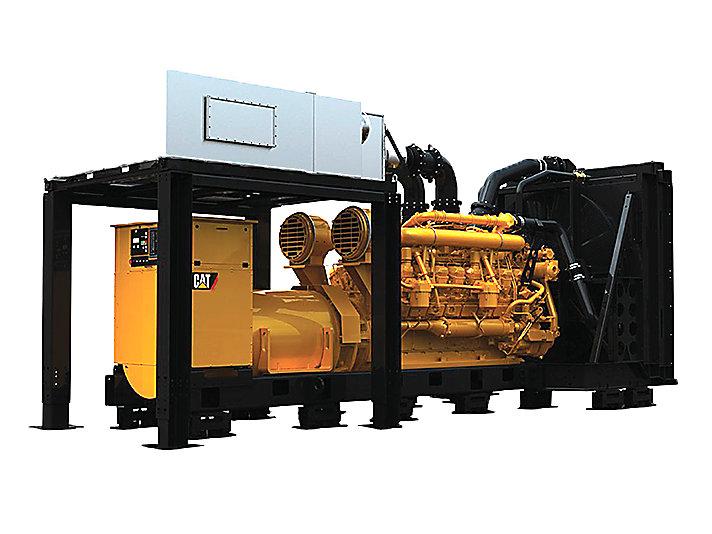 Zespoły prądotwórcze z silnikiem wysokoprężnym 3516C