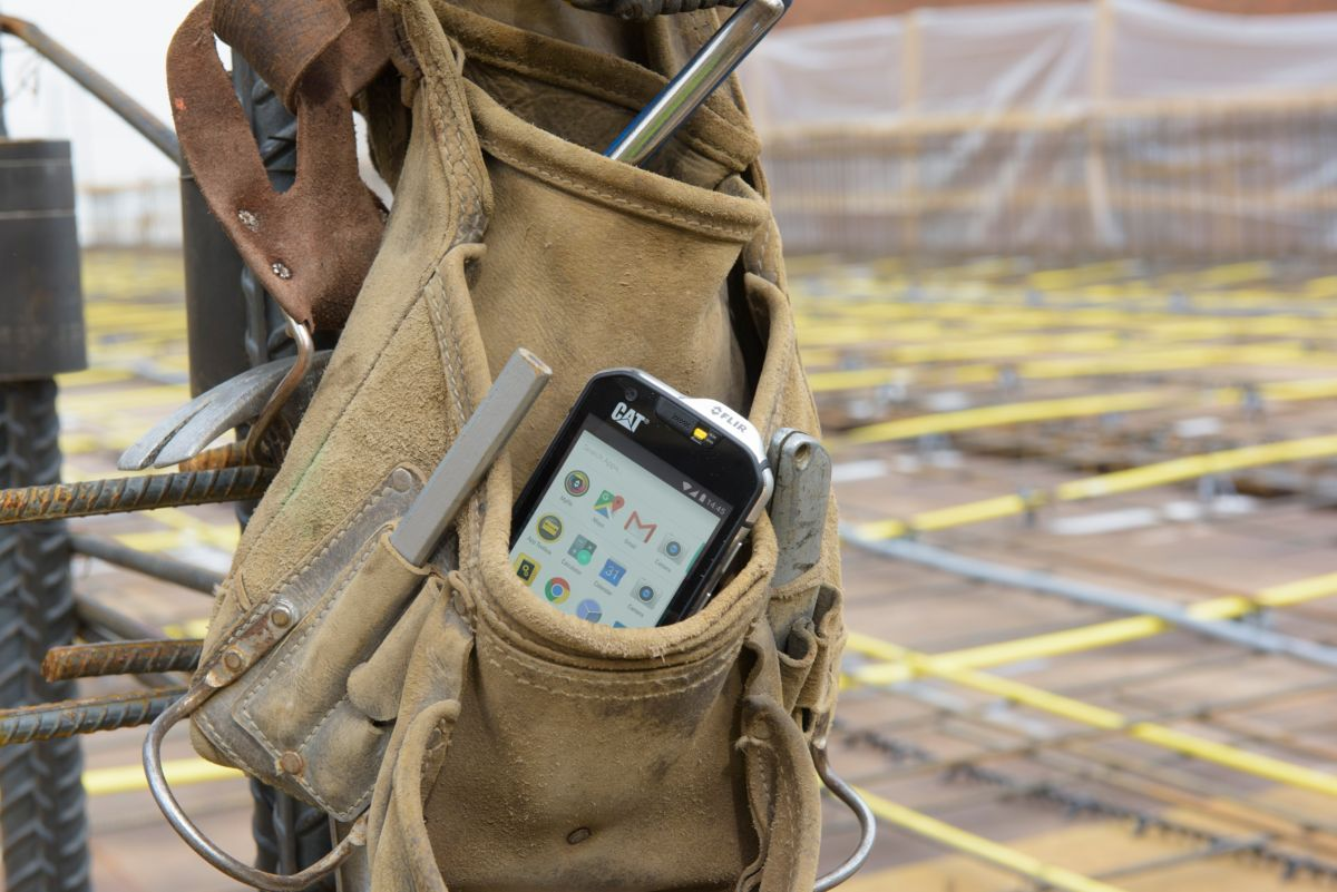 This is the first year a licensed product has appeared on Construction Equipment's Top 100 Awards list. The Cat S60 is the first smartphone with an integrated thermal camera.