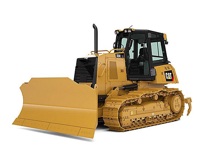 Tracteur intermédiaireD6K2