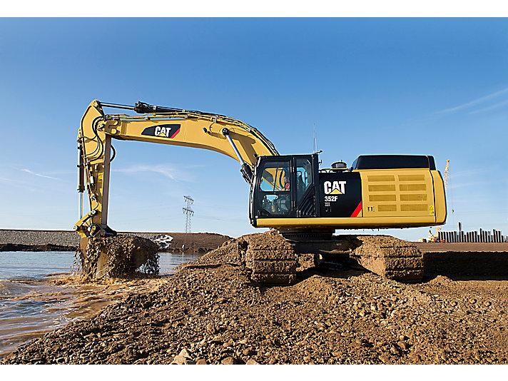 352F XE Large Hydraulic Excavator