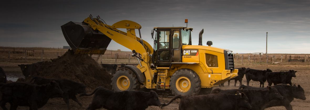 Wheel Loader Technology on the Farm