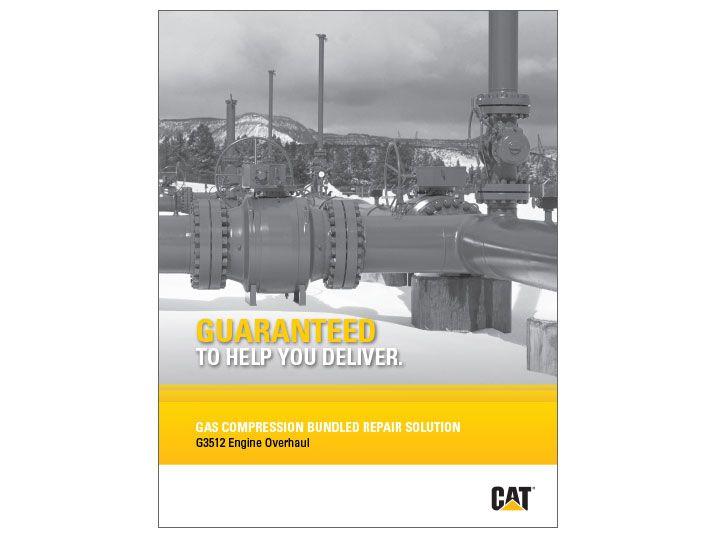 G3512 Bundled Repair Brochure