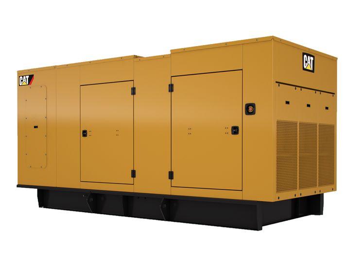 Fotografía del C9 ACERT SA and WP Enclosure 180- 300 60 Hz US sourced