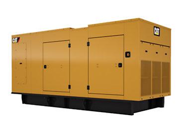 C9 ACERT SA and WP Enclosure 180- 300 60 Hz US sourced