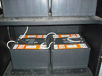 When designing electrical systems, maintenance is an important factor, specifically in deciding what battery to implement.