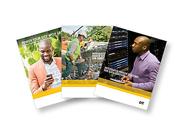 View our power generation brochures
