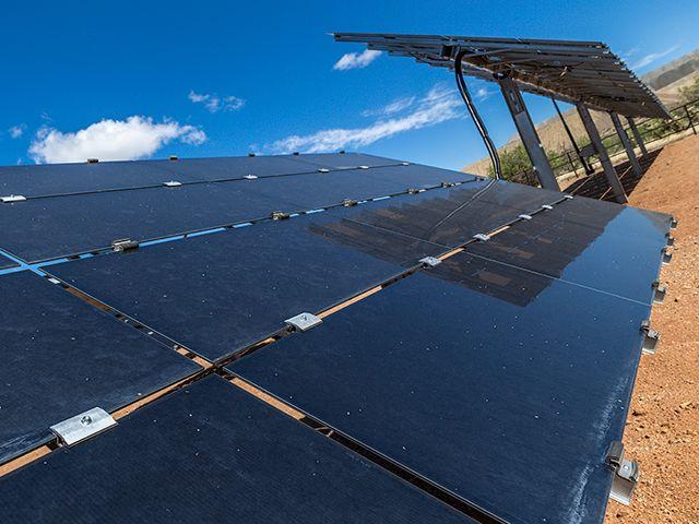 Módulos solares fotovoltaicos CAT