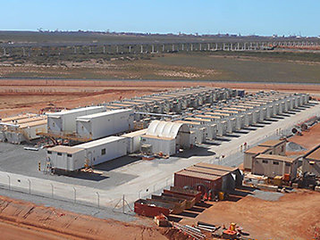 Generators for Mining Industry | Roy Hill Mine