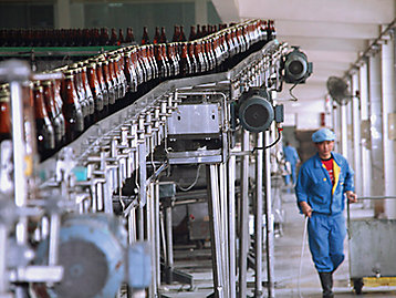 Backup Power for Manufacturing Facilities | Guangzhou Brewery