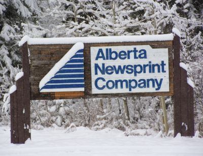 Alberta Newsprint Customer Story