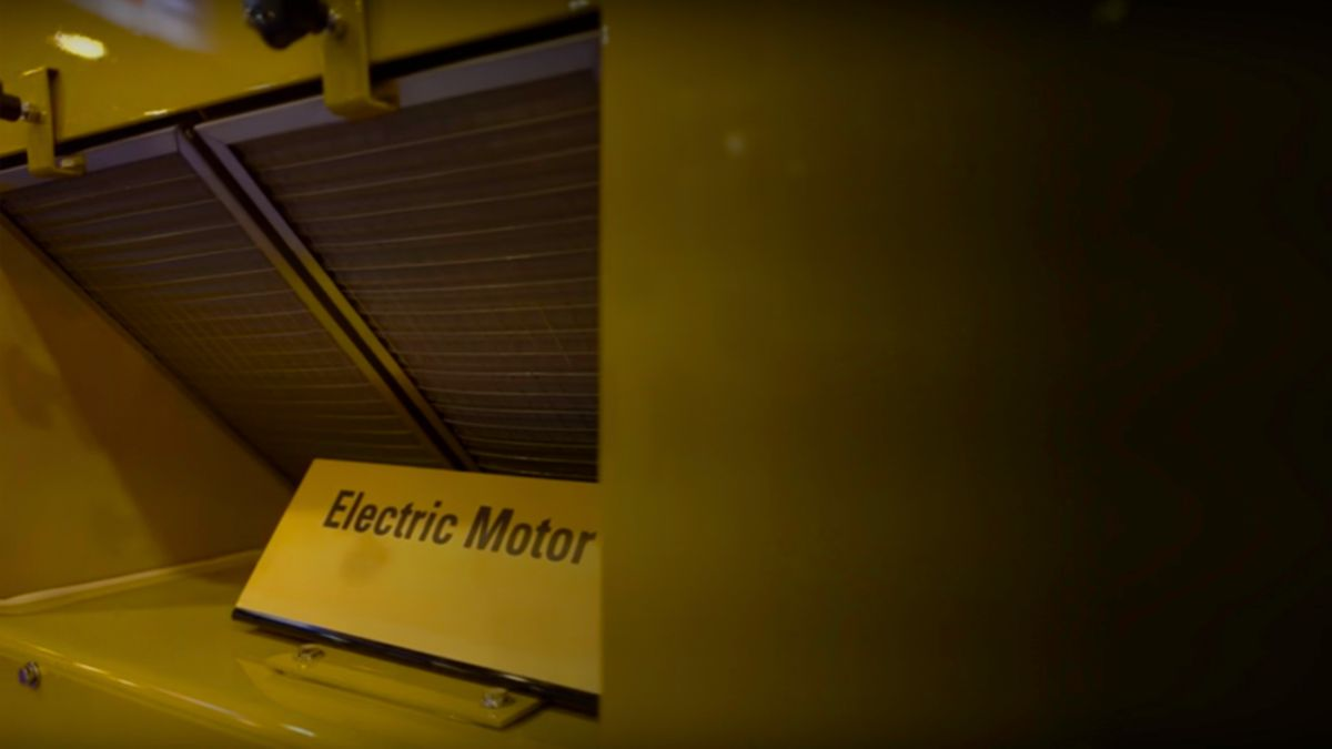 ELECTRIC MOTOR WALKAROUND