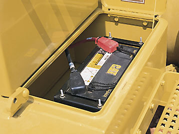 Stationary batteries are critical to an emergency power supply system