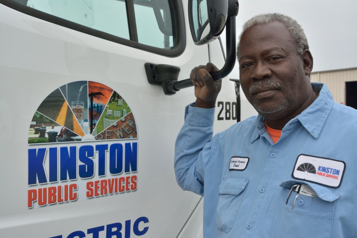 "Because the City of Kinston serves as the emergency call center for residents, it was critical to maintain power to the phones, as well as the data center, says Kenneth ""Earl"" Gooding, senior substation and control technician for the Kinston Public Services department."