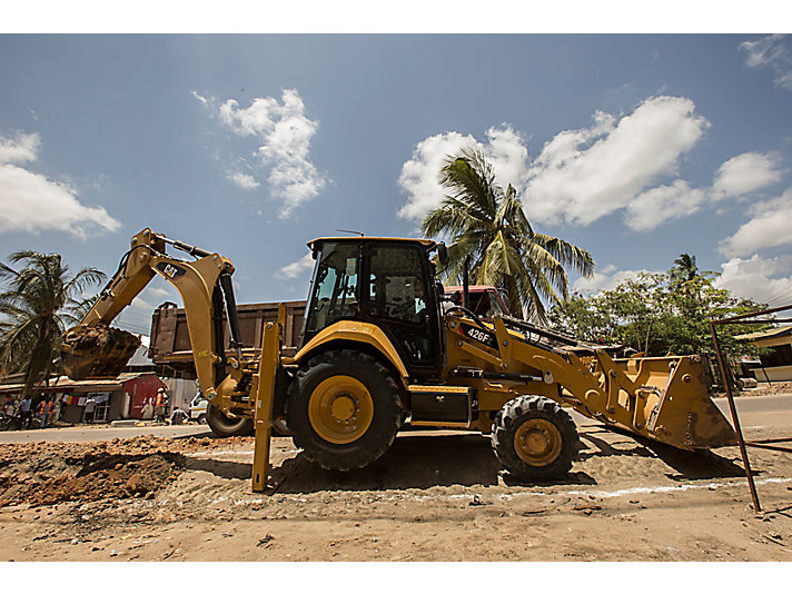 426F2 Backhoe Loader