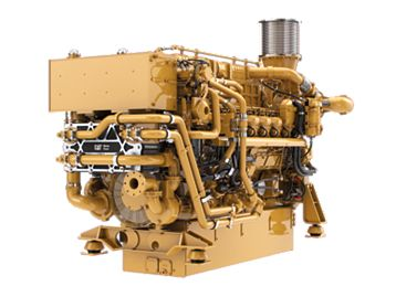 3516E - Commercial Propulsion Engines