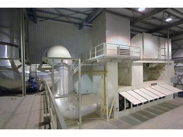 Ceramic Industry: Installation in Spain