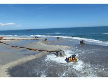 Caterpillar is committed to the dredging industry
