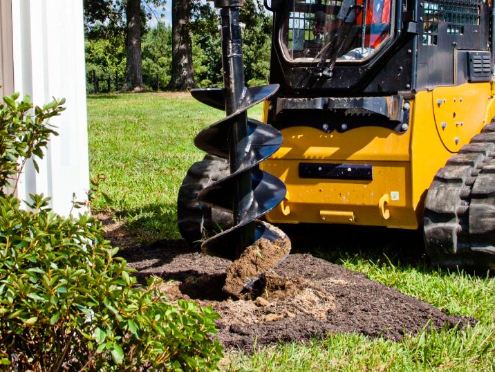 Landscaping Equipment Attachments