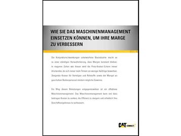 Maschinenmanagement