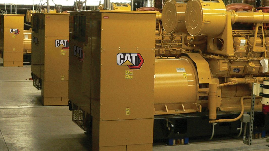 Cat® Connect Electric Power