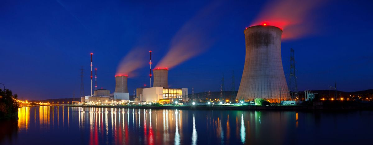 EP News: Building safety into nuclear power plants