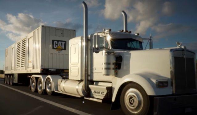 Cat<sup>®</sup> Rental Power Dealer Network Supports Hurricane Matthew