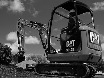 Caterpillar offers a variety of landscaping solutions that are backed by the support of your local Cat dealer.