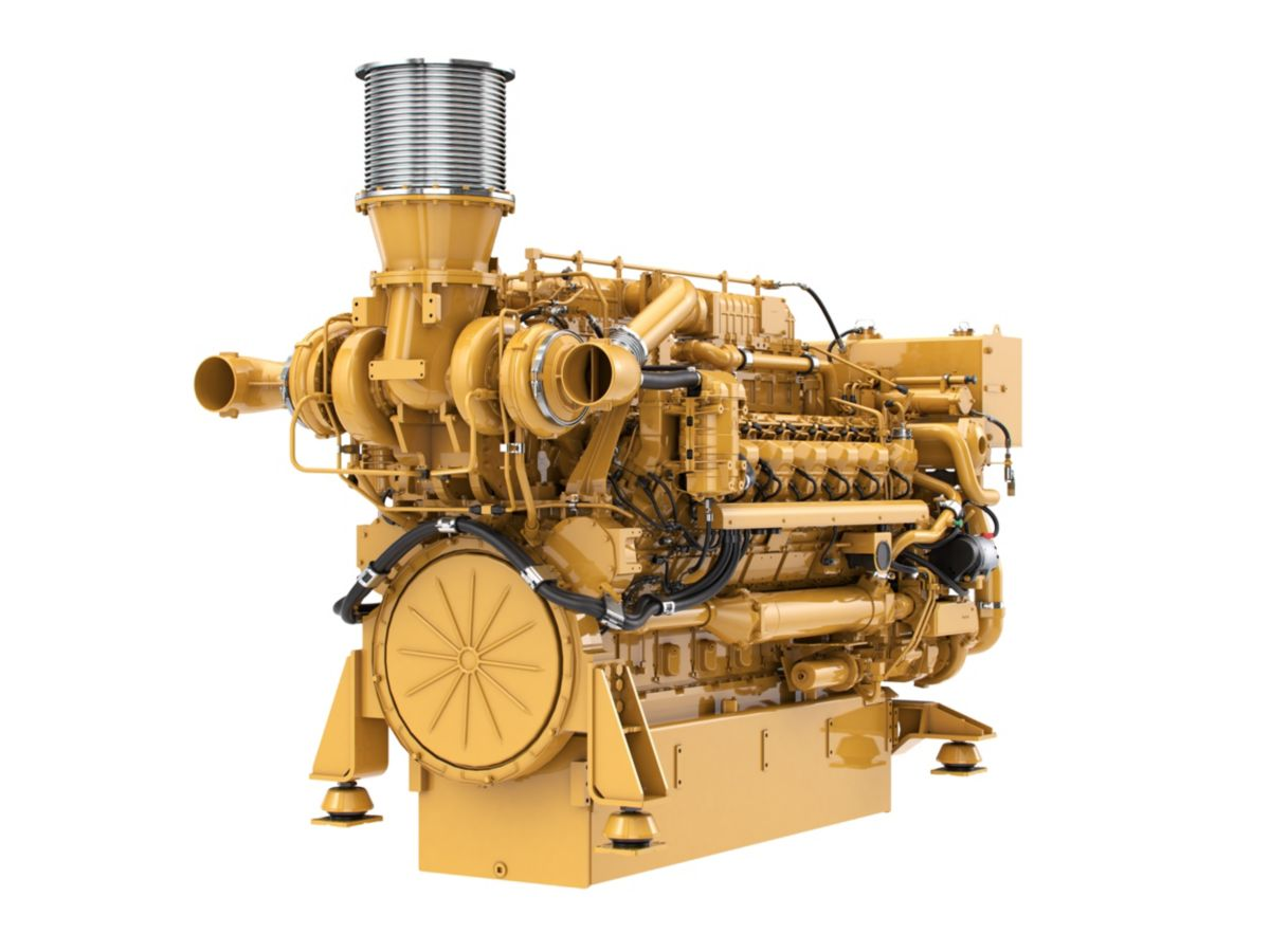 Go Behind the Iron: Details on the New 3516E Tier 4 Final Engine