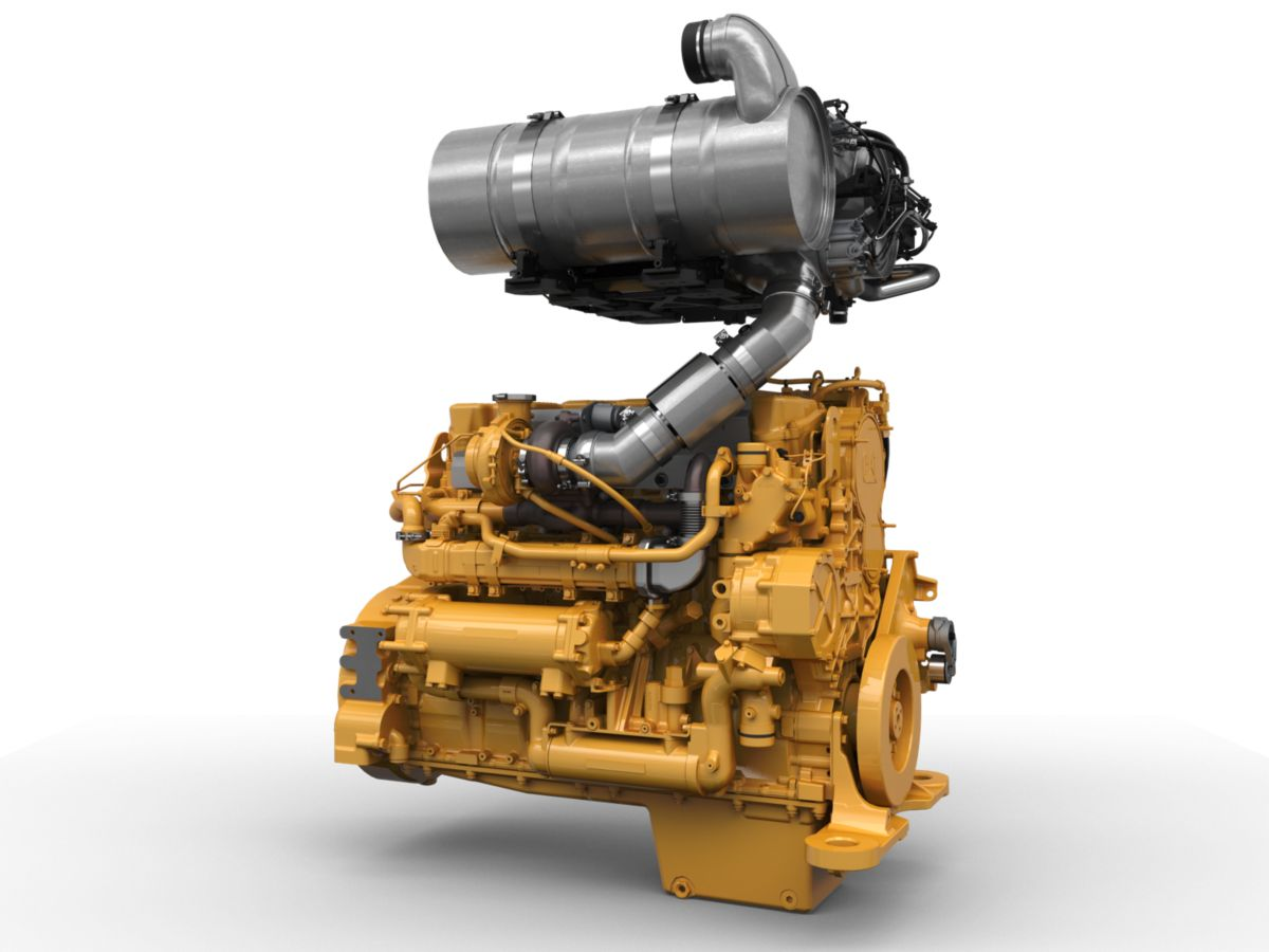 C15 ACERT™ Tier 4 Final Petroleum Engine Well Servicing Engines