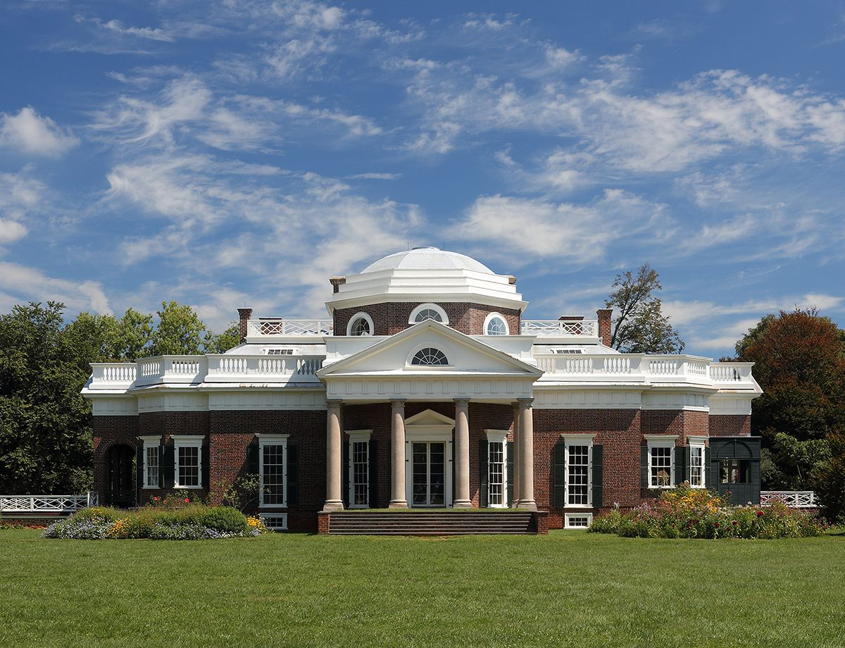 Jefferson's historic home just outside Charlottesville, Va. has attracted more than 27 million visitors.