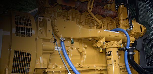 C15 ACERT Generator Set
