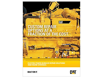 3508 Bundled Repair Brochure