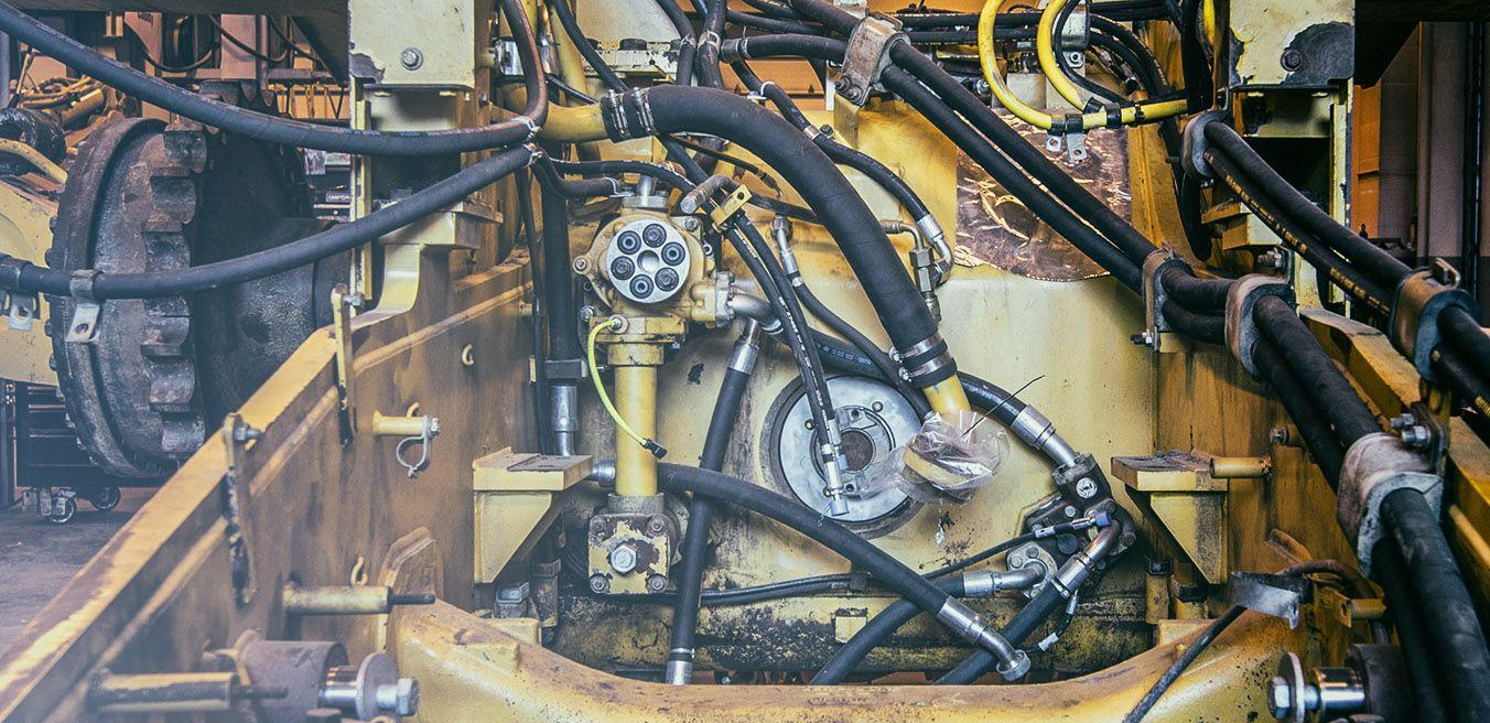 Hydraulic Rebuild