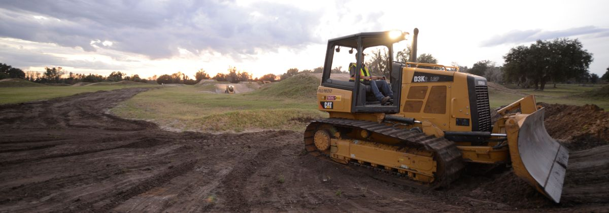 Dream Traxx Stays on Track with Cat Rental Equipment and Dealer Partnership