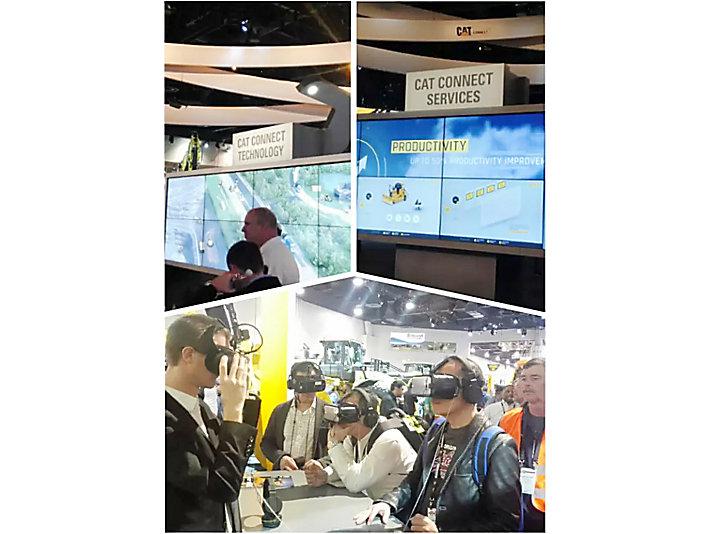 第二日:虚拟技术、VR设备、触摸式互动大屏幕等高科技手段带观众深入体验智能机器时代