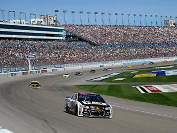 2017 NASCAR Cat Racing Las Vegas 400