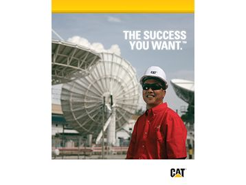 CAT® CONNECT. THE SUCCESS YOU WANT.™