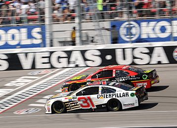 View race reports on the Cat Racing Teams quest to win the 2016 NASCAR Sprint Cup Series.