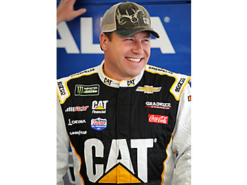 Find out more about the driver behind the No. 31 Caterpillar Chevrolet.