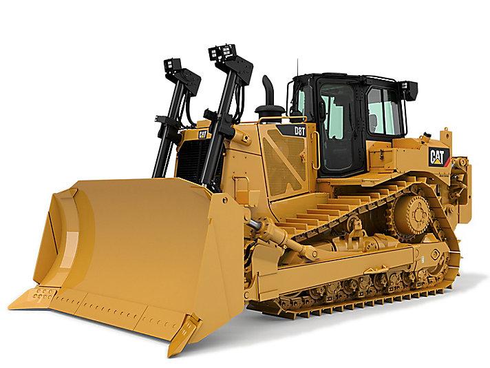 Tractor Topador D8T grande
