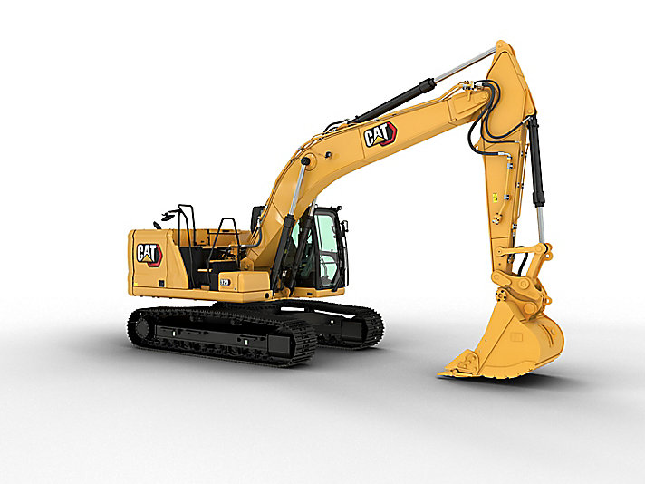 Cat | 323 Hydraulic Excavator | Caterpillar