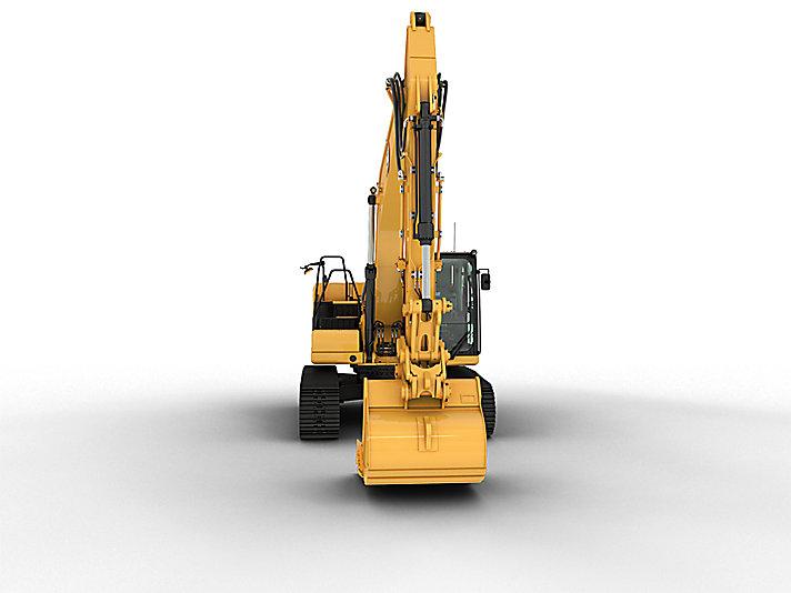 323 Hydraulic Excavator